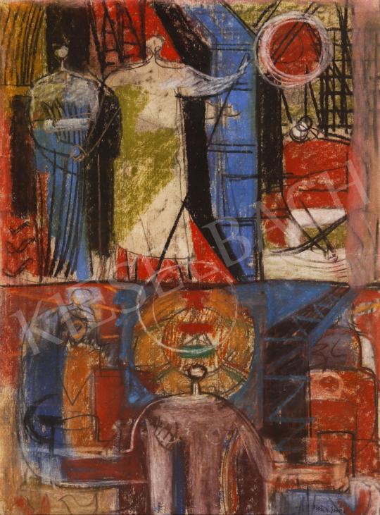 Hincz Gyula - Új idők festménye
