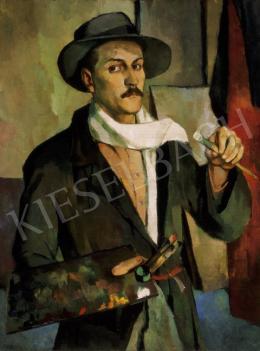 Pohárnok, Zoltán - Painter with Palette