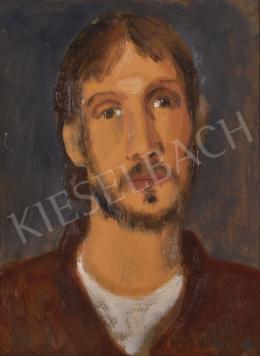 Szabó, Vladimir - Portrait of Kálmán Szele