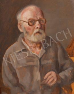 Szabó, Vladimir - Self-Portrait, 1975-80