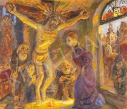 Szabó Vladimir - A fényben fürdő