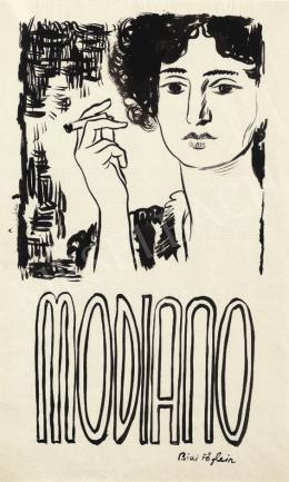 Biai-Föglein István - Modiano - plakátterv