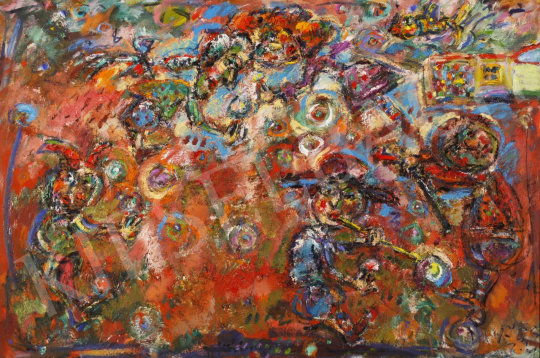 For sale  Tóth, Ernő - Dreamer, 1999-2000 's painting