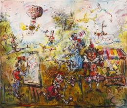 Tóth, Ernő - Summering, 2003