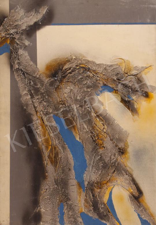 Eladó Scholz Erik - Triptichon I. - három kép együtt festménye