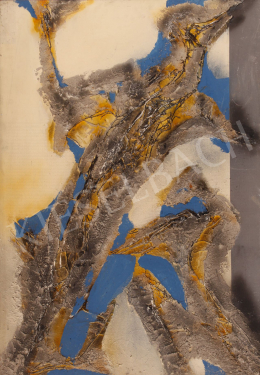 Scholz Erik - Triptichon II., 1990-es évek - három kép együtt
