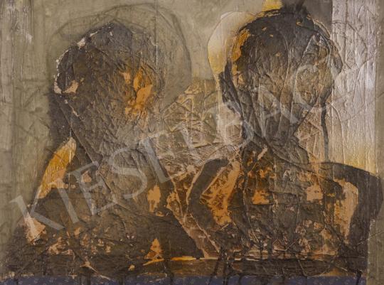 For sale Scholz, Erik - Double Portrait, 1992 's painting