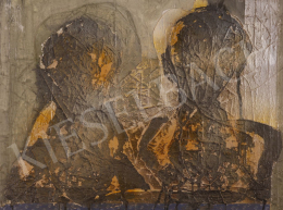 Scholz, Erik - Double Portrait, 1992