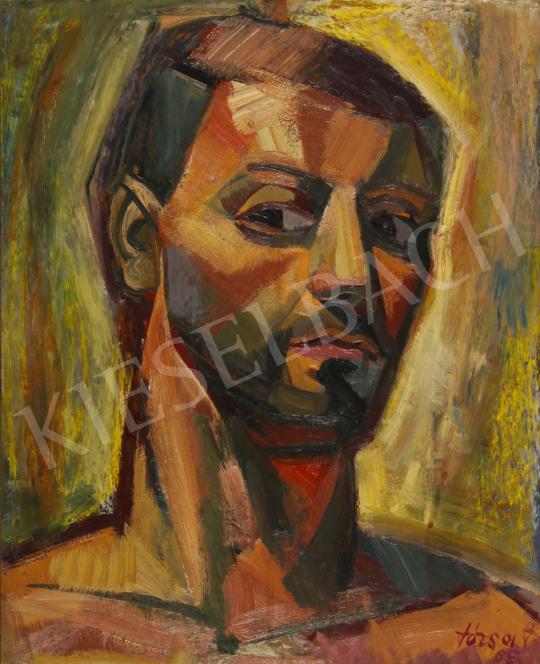 For sale  Józsa, János - Self-Portrait Outdoors, 1965 's painting