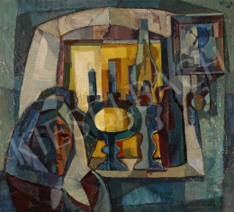 Józsa János - Ablak, 1968