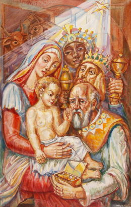 Józsa, János - Three Kings, 1993
