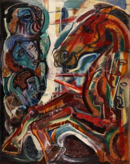Józsa János - Összecsapás, 1974