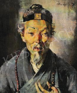 Holesch, Dénes (Denes de Holesch) - Chinese Monk