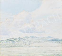 Hoppe István - Pomázi domb, 1938