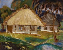 Udvardy Ignác - Napsütéses házak