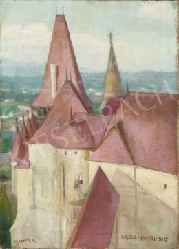 Gerster Károly - Vajdahunyad, 1912