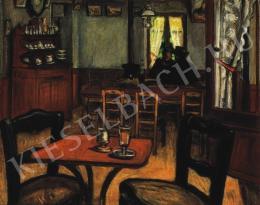 Rippl-Rónai József - A nagy pohár (Le Grand Verre), 1893