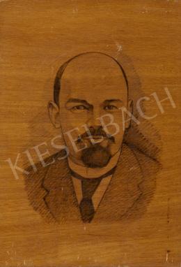 Ismeretlen művész - Vlagyimir Iljics Uljanov (Lenin)