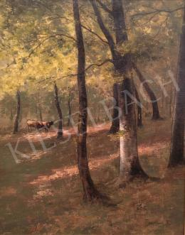 Tölgyessy Artúr - Erdő mélyén