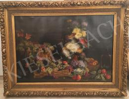 Unknown painter - Still Life with Grapes