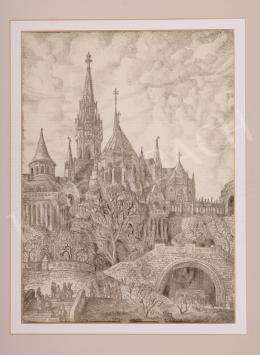 Szabó, Vladimir - Monuments in Buda