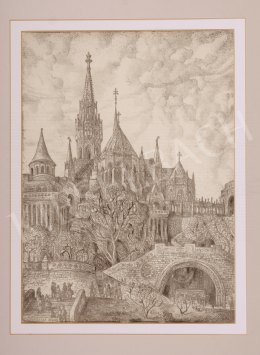 Szabó Vladimir - Műemlékek Budán
