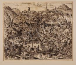Szabó Vladimir - Budapest kelet felől