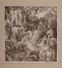 Szabó Vladimir - Hommage á Dürer