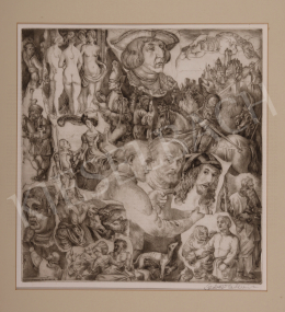 Szabó, Vladimir - Hommage a Dürer