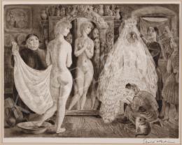 Szabó Vladimir - Menyasszonyi ruhapróba