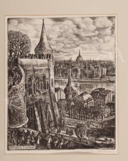 Szabó Vladimir - Halászbástya és Országház