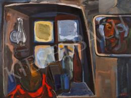 Józsa, János - Old Window, 1967