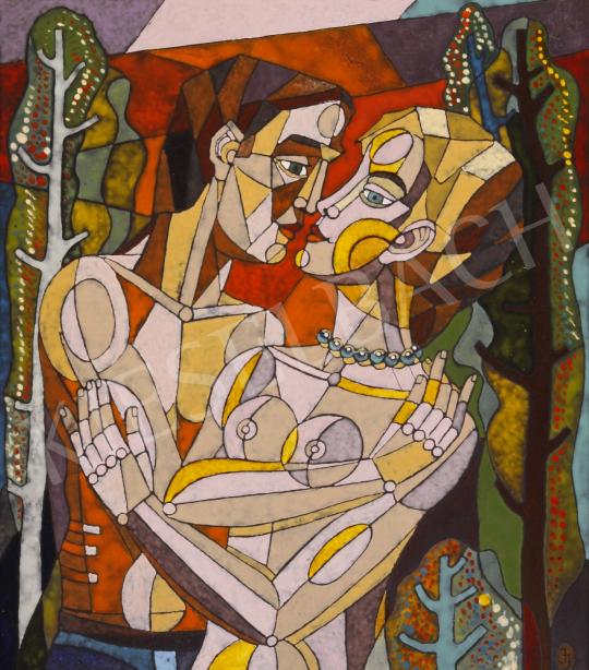 Eladó  Józsa János - Szerelem festménye
