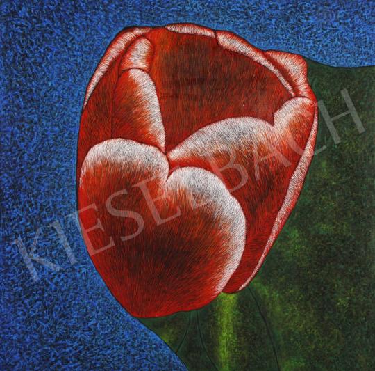 Eladó Orvos András - Tulipán festménye