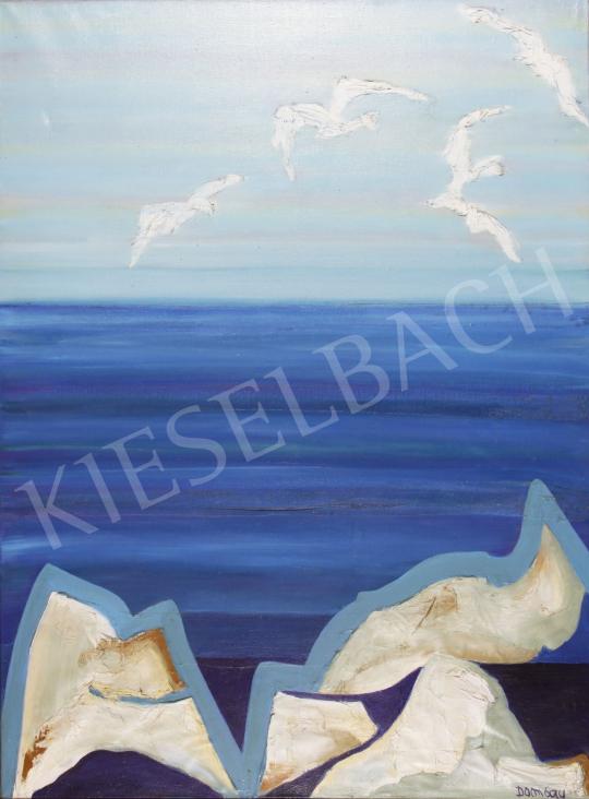 Eladó  Dombay Lelly - Sirályok festménye