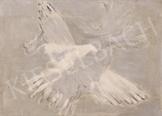 For sale  Dombay, Lelly (Dombay Lelli, Dornis Istvánné) - Birds II., 2005 's painting