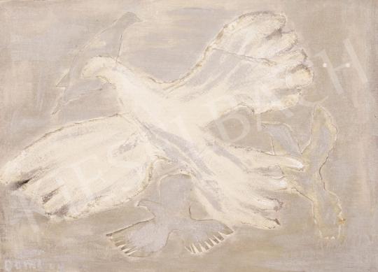 Eladó  Dombay Lelly - Madarak I., 2005 festménye