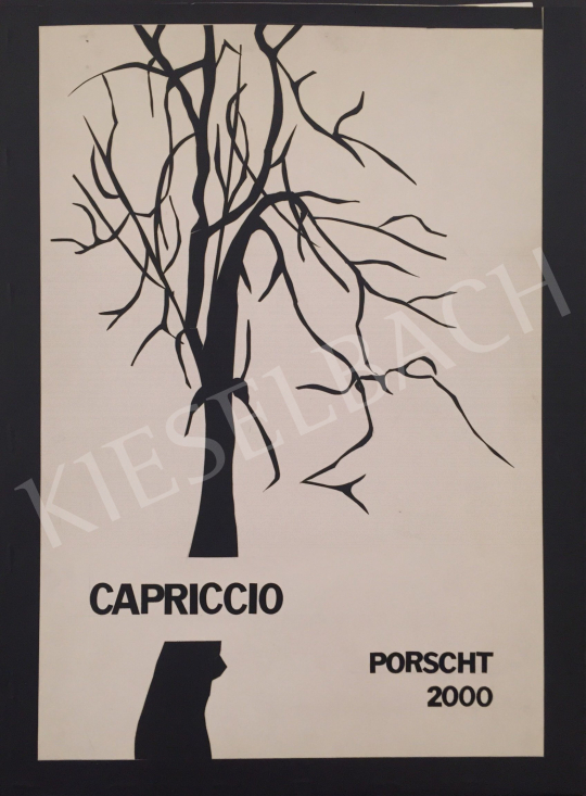 For sale  Porscht, Frigyes - Capriccio 's painting