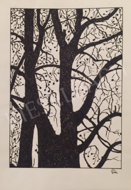 Porscht, Frigyes - Walnut Tree