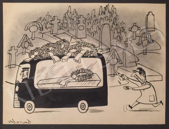 Eladó  Várnai György - Kedves beteg, ezt elfelejtettem… festménye