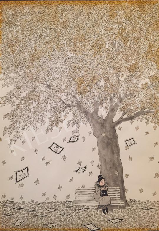 Eladó Brenner György - Múlik az idő (Ősz) festménye