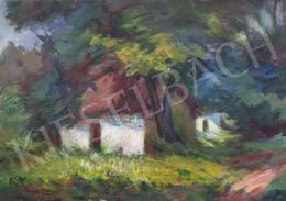 Kántor Antal - Szadai házak