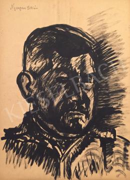 Nyergess István - Férfi portré
