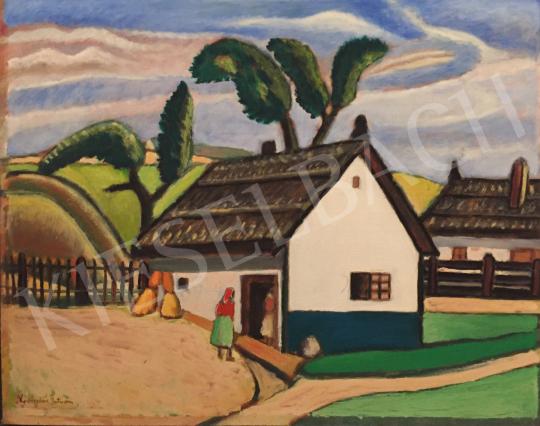 For sale  Nyergess, István - Rural Landscape 's painting