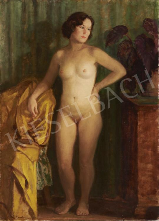 For sale  Ék, Sándor (Alex Keil) - Nude 's painting