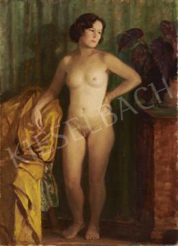 Ék, Sándor (Alex Keil) - Nude (1949)