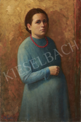 Ék Sándor - Várandós anya