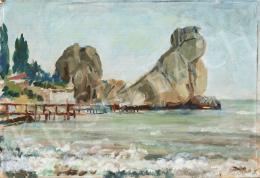 Ék, Sándor (Alex Keil) - Gurzuf Landscapes III.