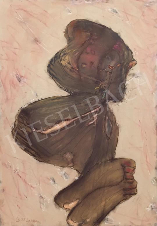 Eladó Lóránt János Demeter - Földasszony festménye