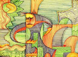 Bartók Sándor - Égő düh… avagy téboly, amiért a Földre léptünk hovatartozástalanul, 1988